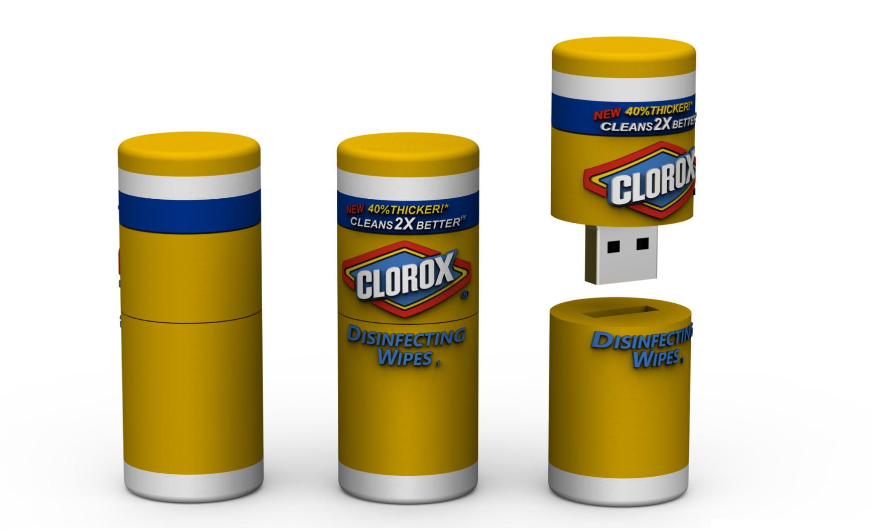 logo, custom USB flash drive