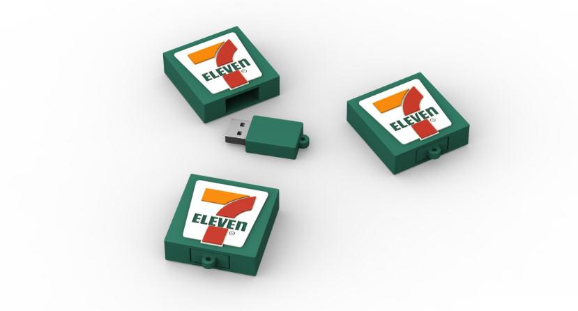 7Eleven flash drive
