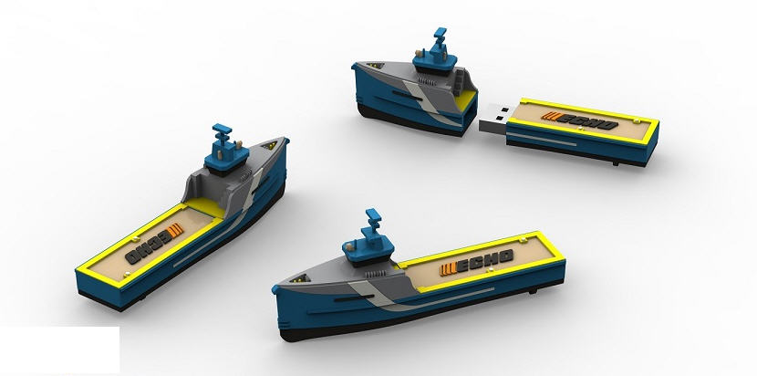 ship flash drive